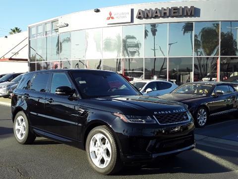 2019 Land Rover Range Rover Sport for sale in Anaheim, CA