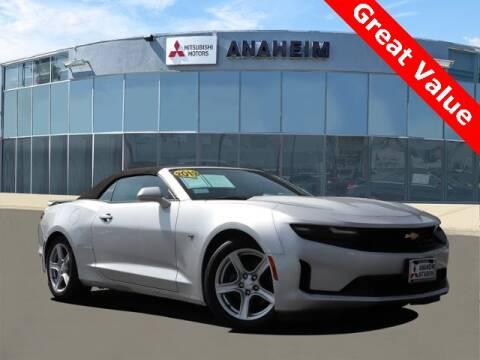 2019 Chevrolet Camaro for sale in Anaheim, CA