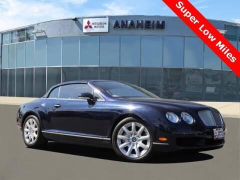 2007 Bentley Continental for sale in Anaheim, CA