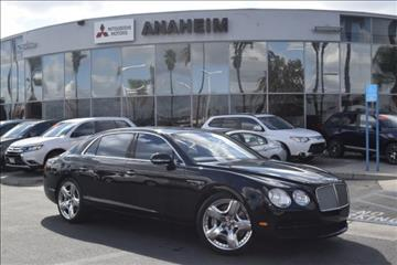 2015 Bentley Flying Spur V8 for sale in Anaheim, CA