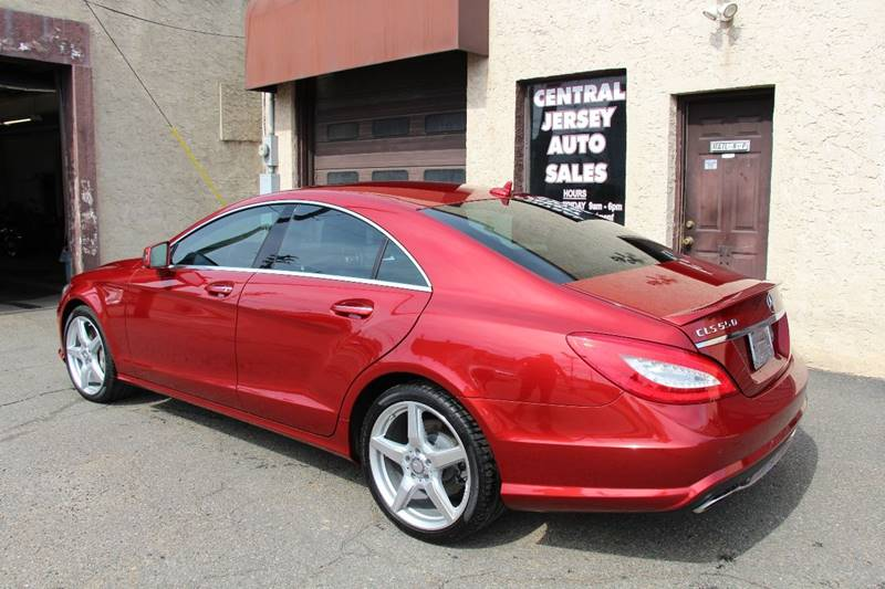 2014 Mercedes-Benz CLS AWD CLS 550 4MATIC 4dr Sedan - South River NJ