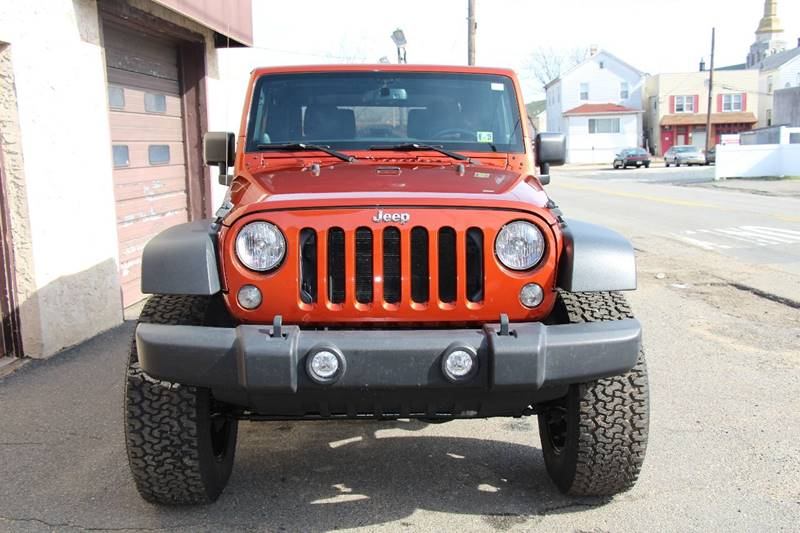 2014 Jeep Wrangler 4x4 Sport 2dr SUV - South River NJ