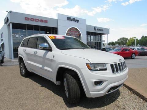 2015 Jeep Grand Cherokee for sale in Albuquerque, NM
