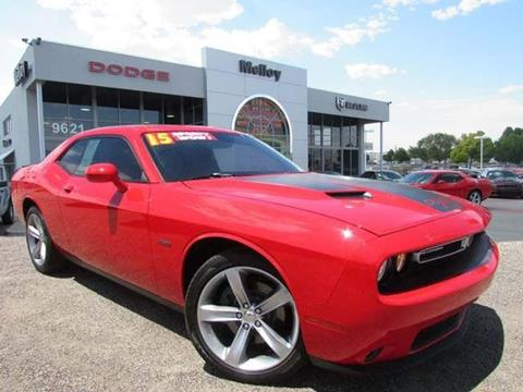 2015 Dodge Challenger for sale in Albuquerque, NM