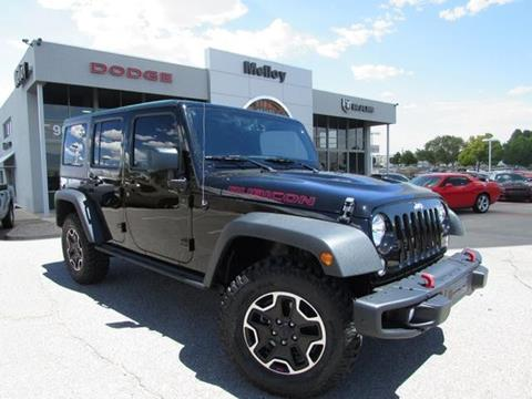 2016 Jeep Wrangler Unlimited for sale in Albuquerque, NM