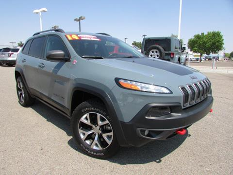 2014 Jeep Cherokee for sale in Albuquerque, NM