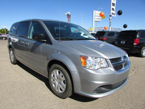2017 Dodge Grand Caravan for sale in Albuquerque, NM