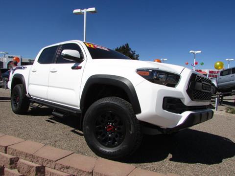 2017 Toyota Tacoma for sale in Albuquerque, NM