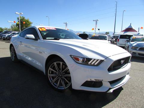 2015 Ford Mustang for sale in Albuquerque, NM