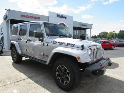 2015 Jeep Wrangler Unlimited for sale in Albuquerque, NM