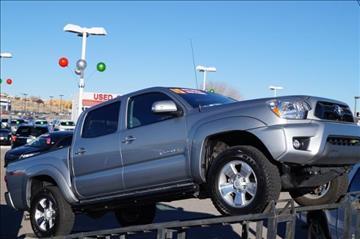 2015 Toyota Tacoma for sale in Albuquerque, NM