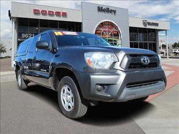 2014 Toyota Tacoma for sale in Albuquerque, NM