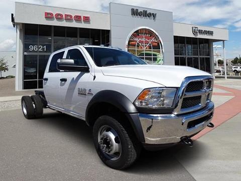 2017 RAM 5500 Chassis Cab for sale in Albuquerque, NM
