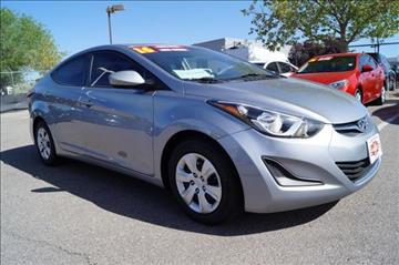 2016 Hyundai Elantra for sale in Albuquerque, NM