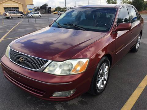 2001 Toyota Avalon for sale in Indianapolis IN