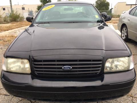 2001 Ford Crown Victoria for sale in Indianapolis, IN
