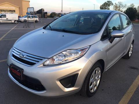 2012 Ford Fiesta for sale in Indianapolis, IN