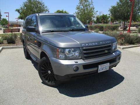 2008 Land Rover Range Rover Sport for sale in Wilmington CA