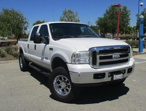 2006 Ford F-250 Super Duty for sale in Wilmington CA