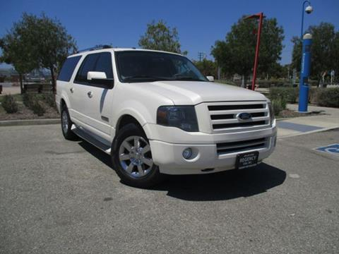 2007 Ford Expedition EL for sale in Wilmington CA