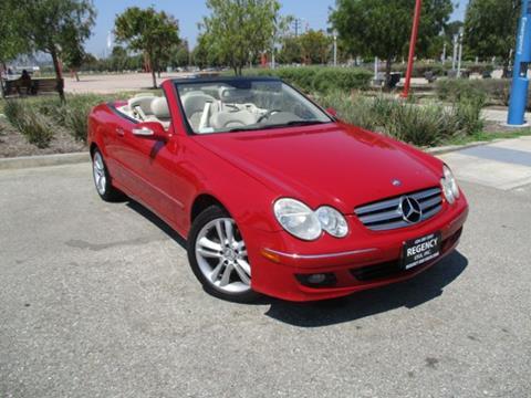 2007 Mercedes-Benz CLK for sale in Wilmington CA