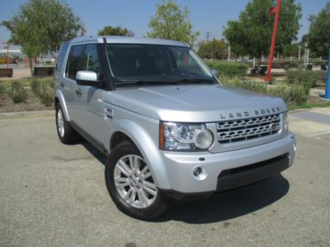 2011 Land Rover LR4 for sale in Wilmington CA