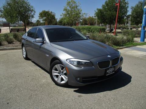 2011 BMW 5 Series for sale in Wilmington CA