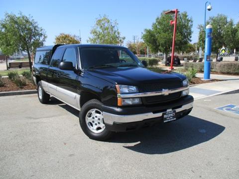 2004 Chevrolet Silverado 1500 for sale in Wilmington CA
