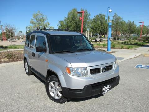 2011 Honda Element for sale in Wilmington, CA