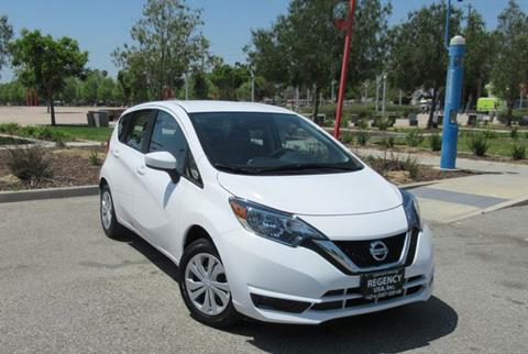 2017 Nissan Versa Note for sale in Wilmington, CA