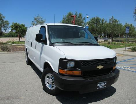 2015 Chevrolet Express Cargo for sale in Wilmington, CA