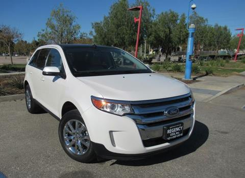 2013 Ford Edge for sale in Wilmington, CA
