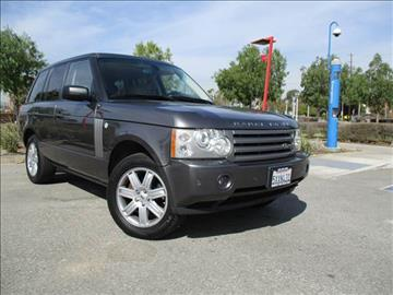 2006 Land Rover Range Rover for sale in Wilmington, CA