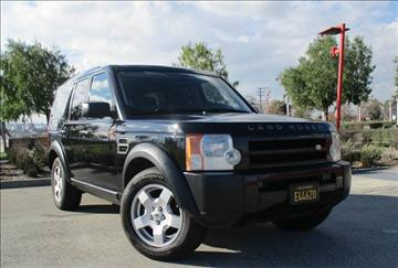 2006 Land Rover LR3 for sale in Wilmington, CA