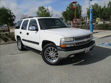2005 Chevrolet Tahoe for sale in Wilmington, CA