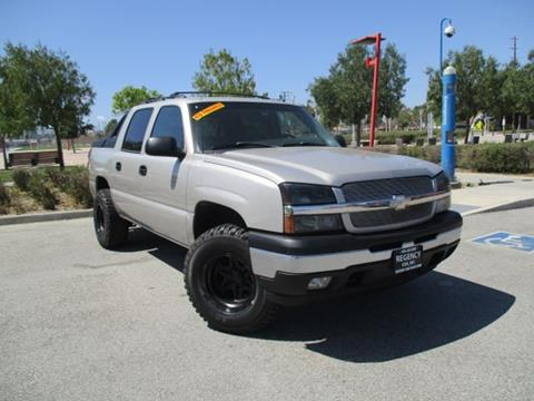 2006 Chevrolet Avalanche for sale in Wilmington CA