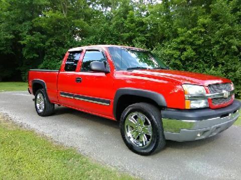 2004 Chevrolet Silverado 1500 for sale in Hopkinsville, KY