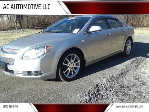 Ac Automotive Llc Car Dealer In Hopkinsville Ky