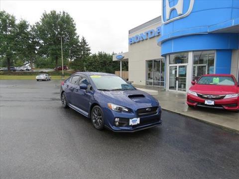 2016 Subaru WRX for sale in Roanoke, VA