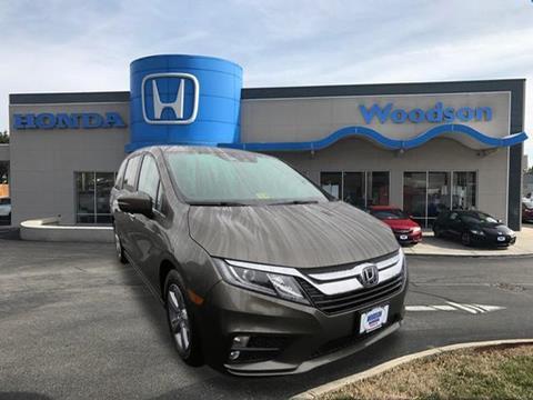 2018 Honda Odyssey for sale in Roanoke, VA
