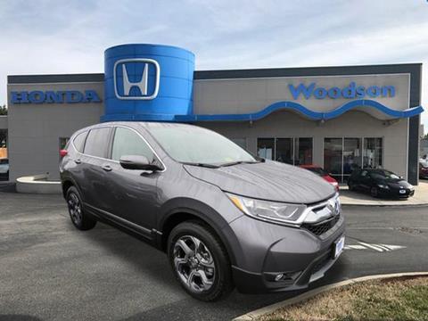 2017 Honda CR-V for sale in Roanoke, VA