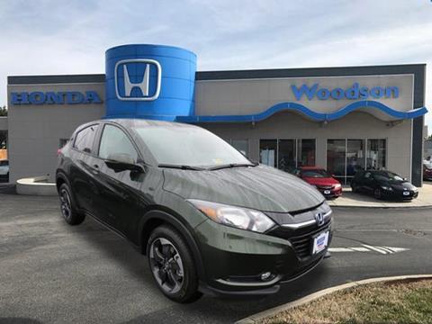 2018 Honda HR-V for sale in Roanoke, VA
