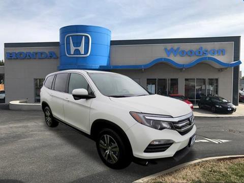 2017 Honda Pilot for sale in Roanoke, VA