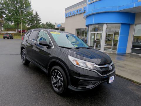 2016 Honda CR-V for sale in Roanoke, VA