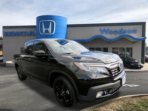 2018 Honda Ridgeline for sale in Roanoke, VA
