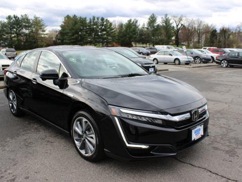 2018 Honda Clarity Plug-In Hybrid for sale in Roanoke, VA