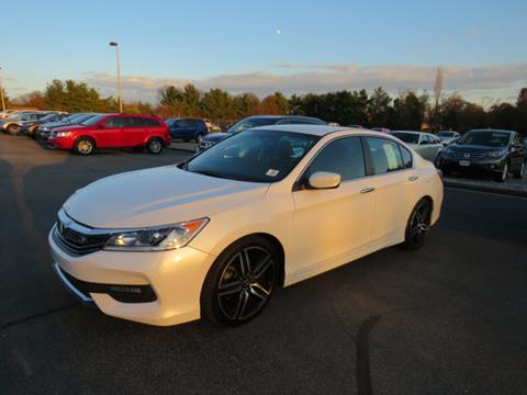 2016 Honda Accord for sale in Roanoke, VA
