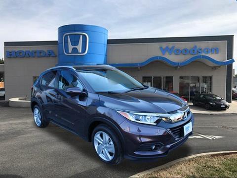 2019 Honda HR-V for sale in Roanoke, VA