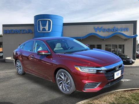 2019 Honda Insight for sale in Roanoke, VA