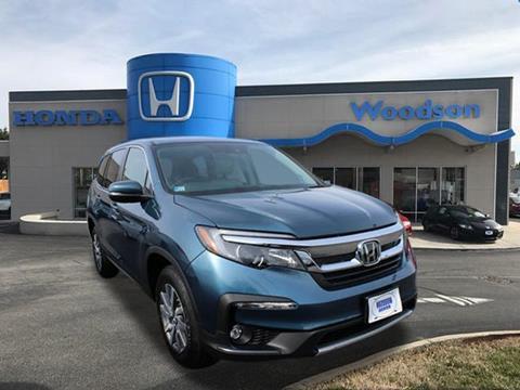 2019 Honda Pilot for sale in Roanoke, VA